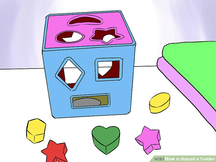 Babysitting clipart mom toddler. How to babysit a