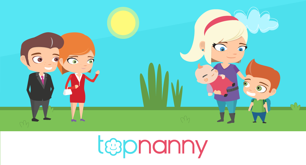 Find our ads for. Babysitting clipart mom two kid