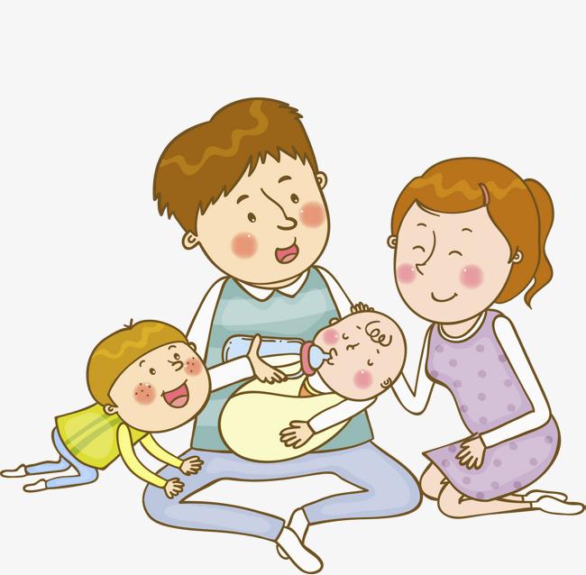 Hand lovely feeding bottle. Babysitting clipart money