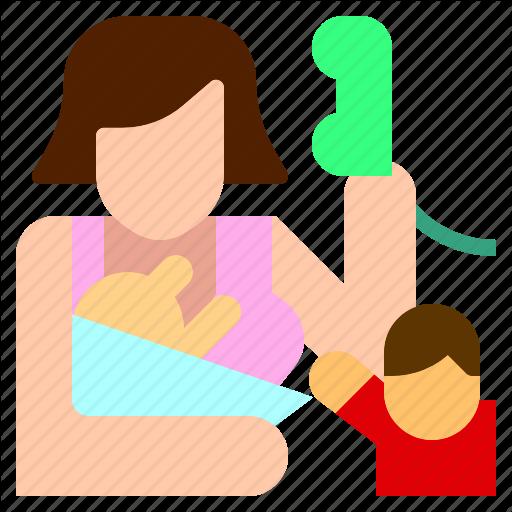Babysitting clipart motherhood.  job by panthit