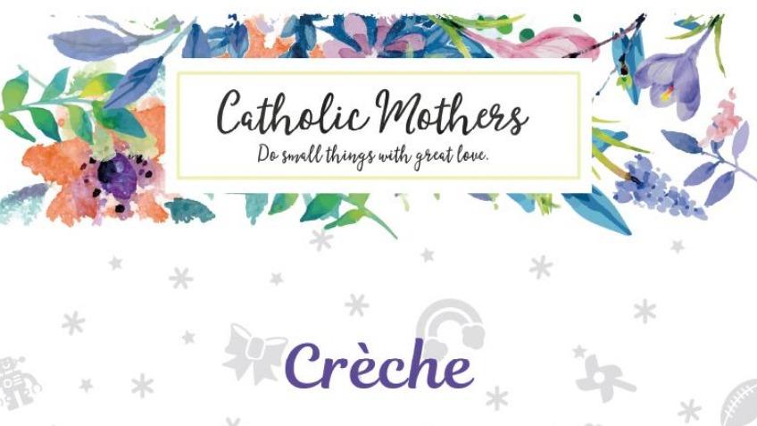 Babysitting clipart motherhood. Catholic mothers conference babysitter