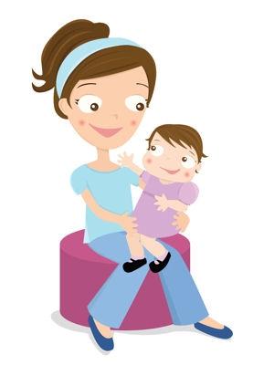 Babysitter erika daley babysitternanny. Babysitting clipart nanny