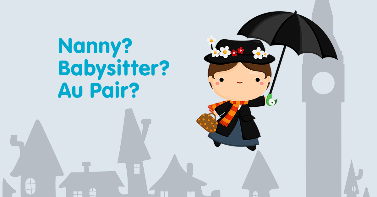 Babysitting clipart nanny. What do you call