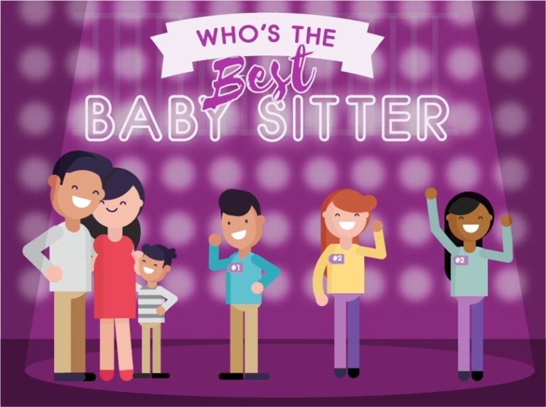 Babysitting clipart parenting skill. How to find a