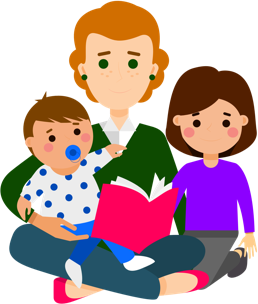 Babysitting clipart responsible parent. Mindful co parenting helping