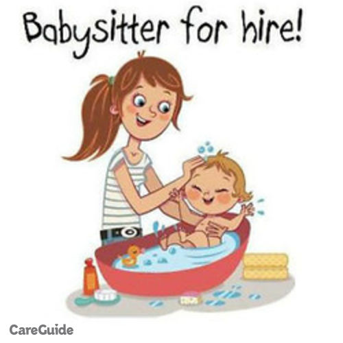 Samantha providing babysitter services. Babysitting clipart responsible parent