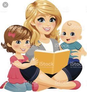 Babysitting clipart single mother. Brampton babysitter find or
