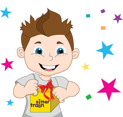 Sitter train get started. Babysitting clipart transparent