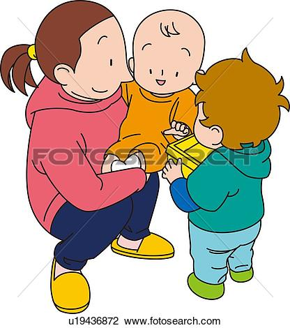 Babysitting clipart transparent.  collection of boy