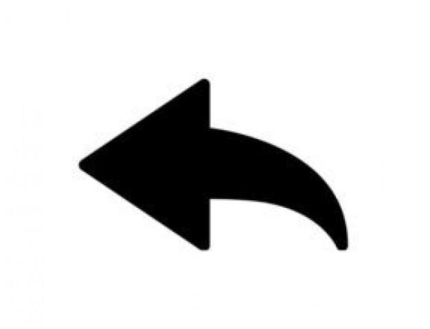 Free download clip art. Back clipart arrow
