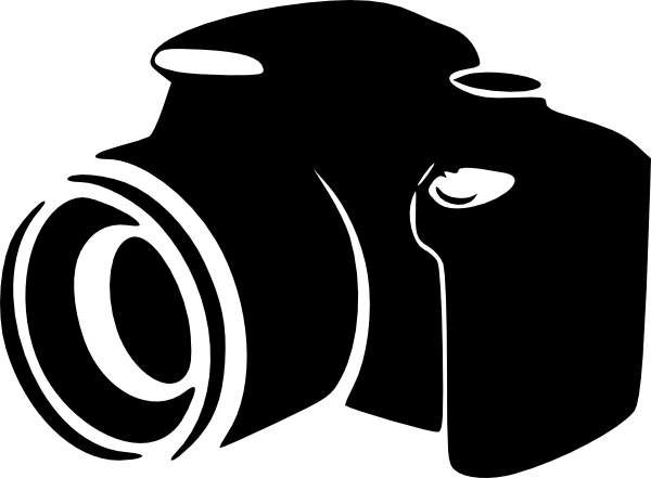 Photo clip art home. Back clipart camera