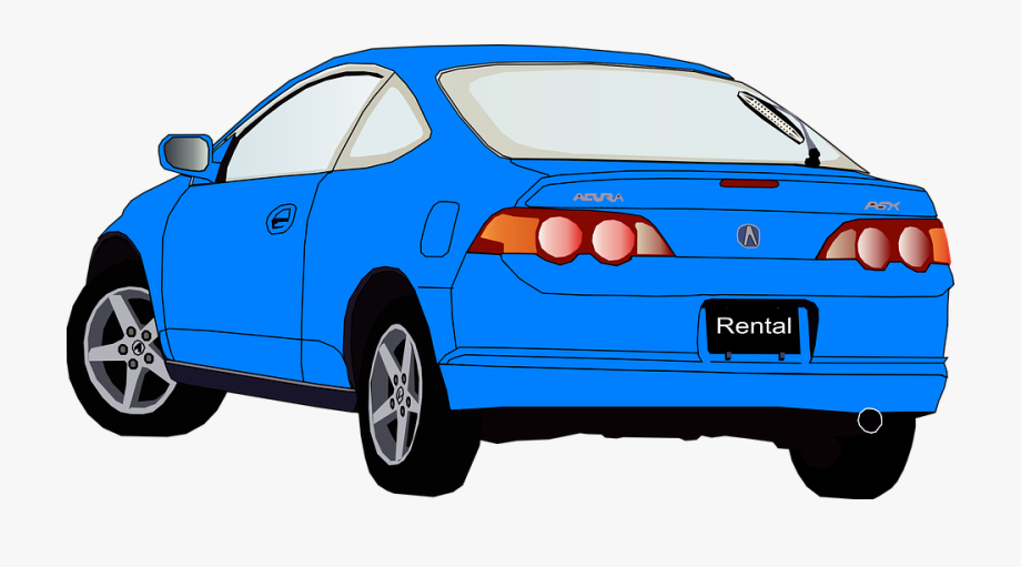 Back clipart car. Race free animated of