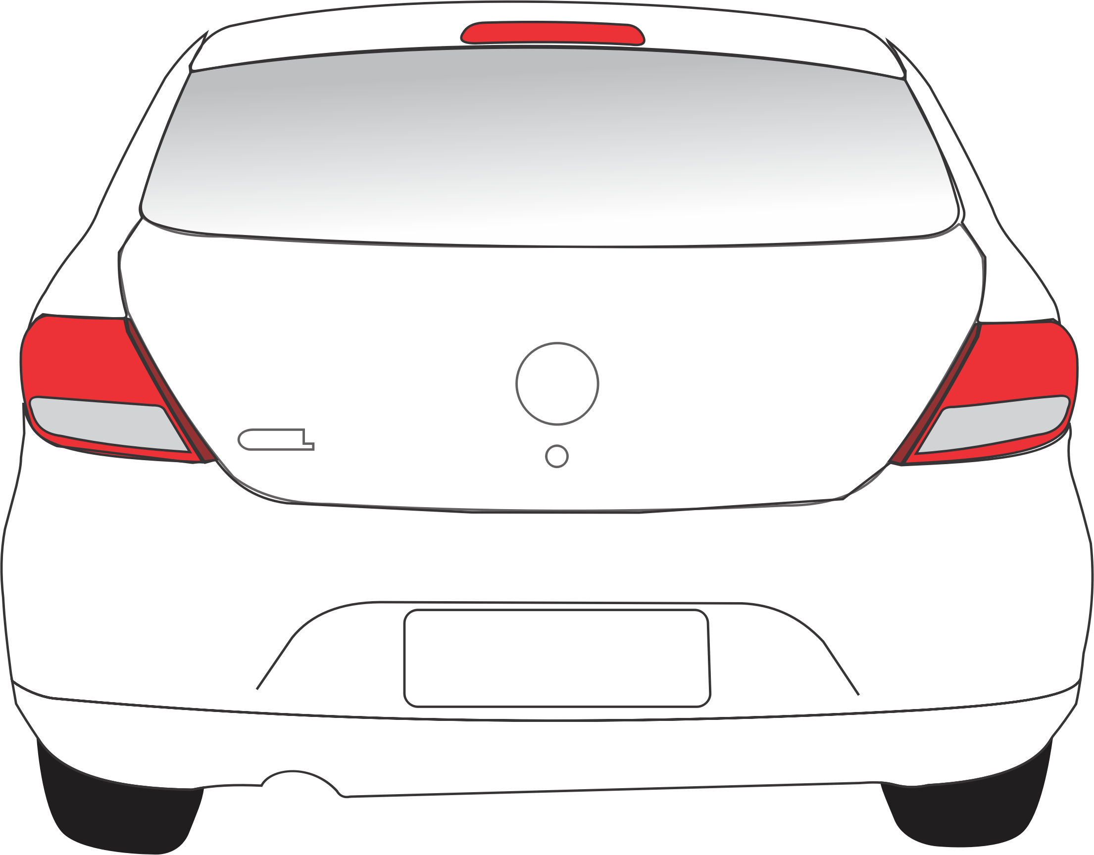 Back clipart car. View icons png free