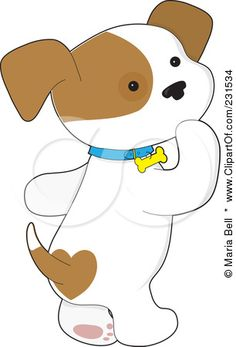 collection of thinking. Back clipart dog