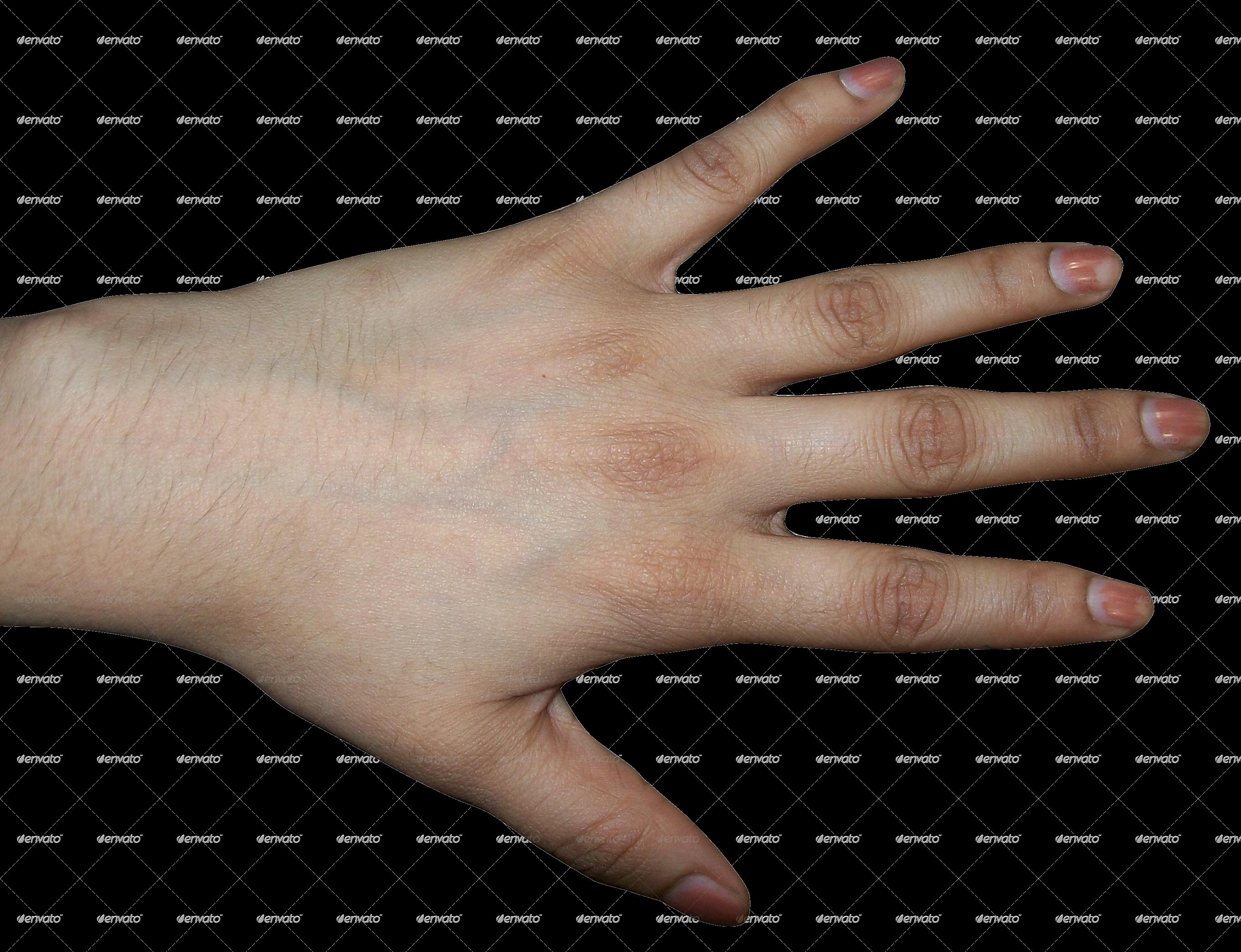 Hand textures panda free. Skin clipart human skin