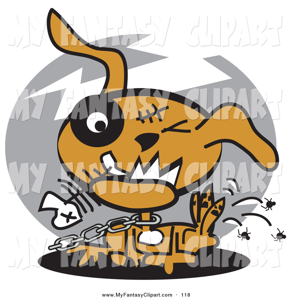 Clip art of an. Back clipart itchy
