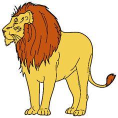 Back clipart lion. Clip art arthurs free