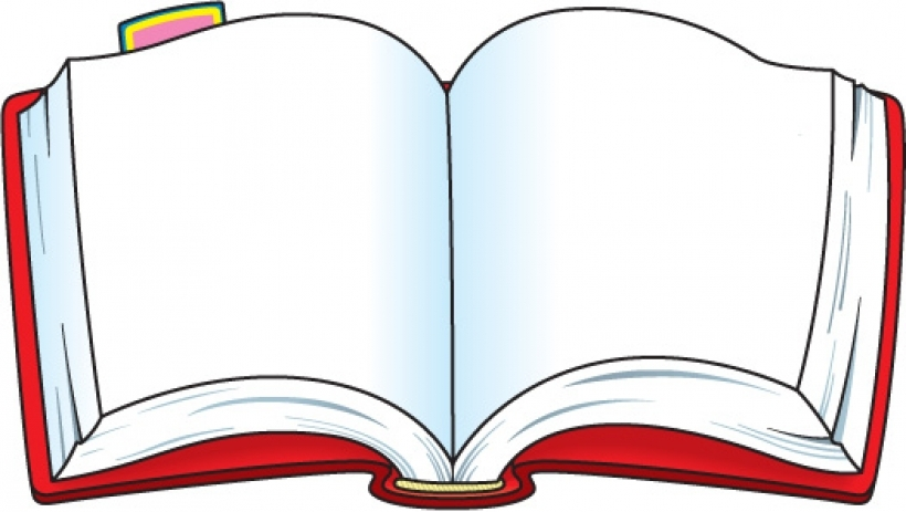 Textbook clipart animated. Open book cliparts free
