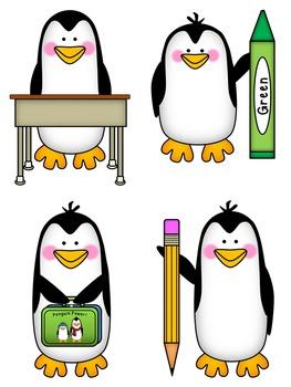 Back clipart penguin. Penguins clip art to