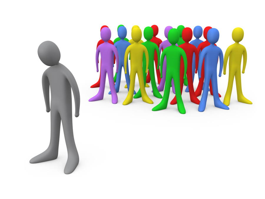 collection of people. Back clipart person