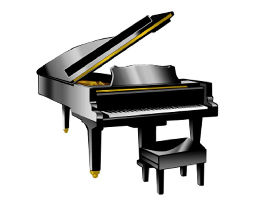 Whose responsibility is my. Back clipart piano