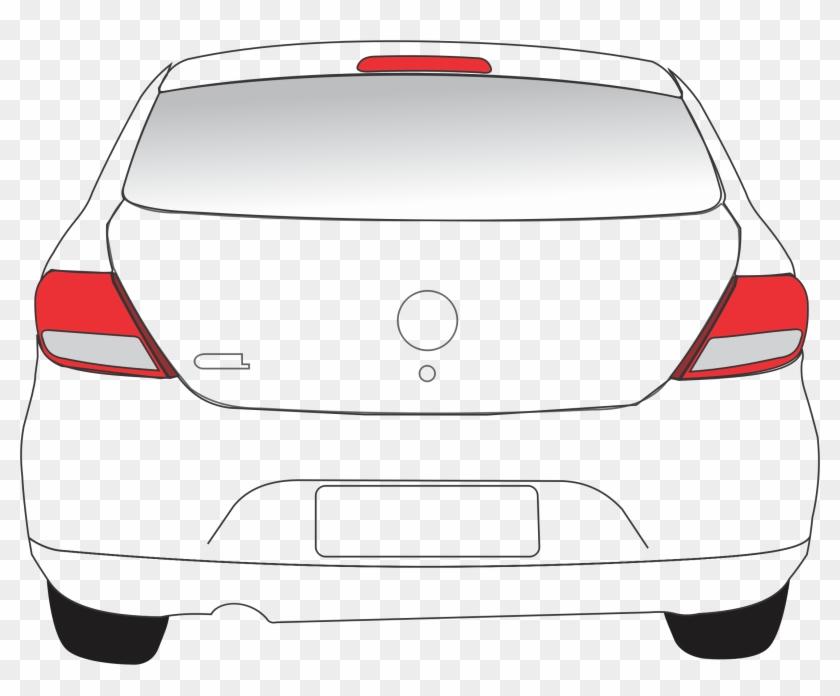Car hd png download. Back clipart rear