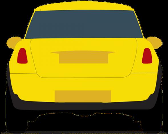 Download car png image. Back clipart rear