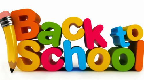 To education clip art. Back clipart school