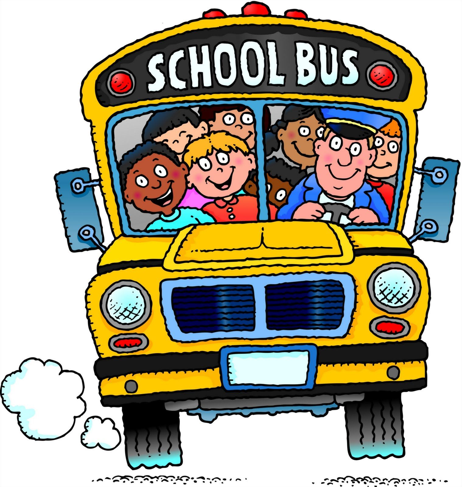 Back clipart school bus. Free site has many