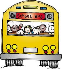 I think m in. Back clipart school bus
