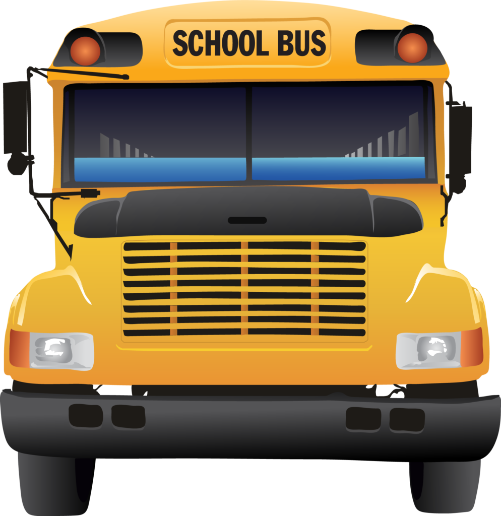 buses images free. Back clipart school bus