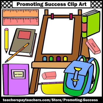 To school clip art. Back clipart success
