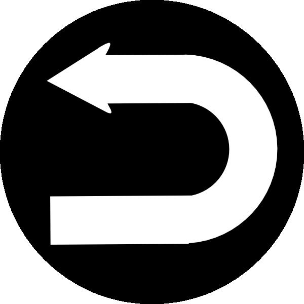Back clipart vector. Go icon clip art