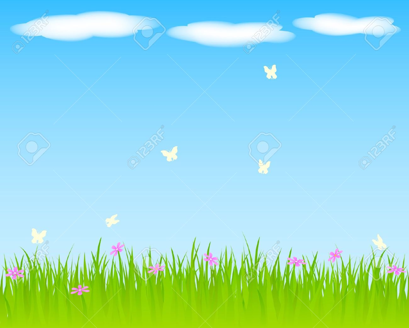 Free springtime cliparts download. Background clipart
