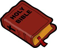 Www religious clip art. Background clipart bible