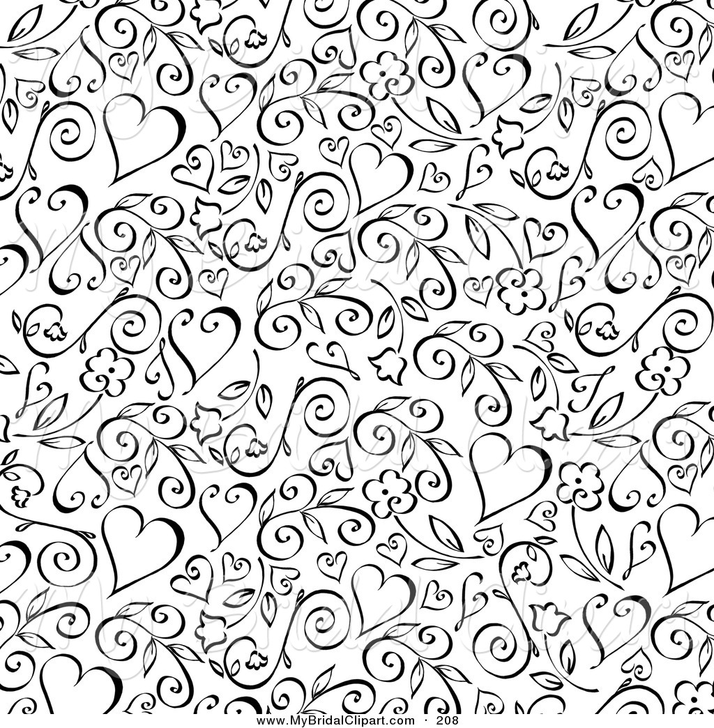Background clipart black and white.  collection of flower