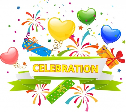 Free vector download for. Background clipart celebration