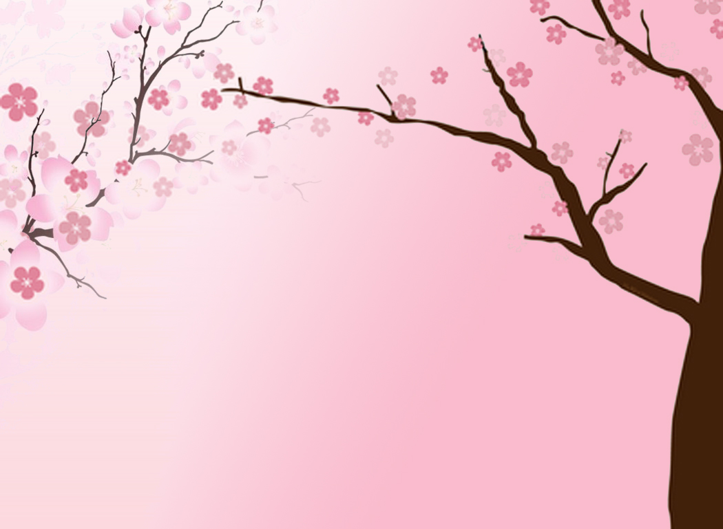 Free backgrounds for powerpoint. Background clipart cherry blossom
