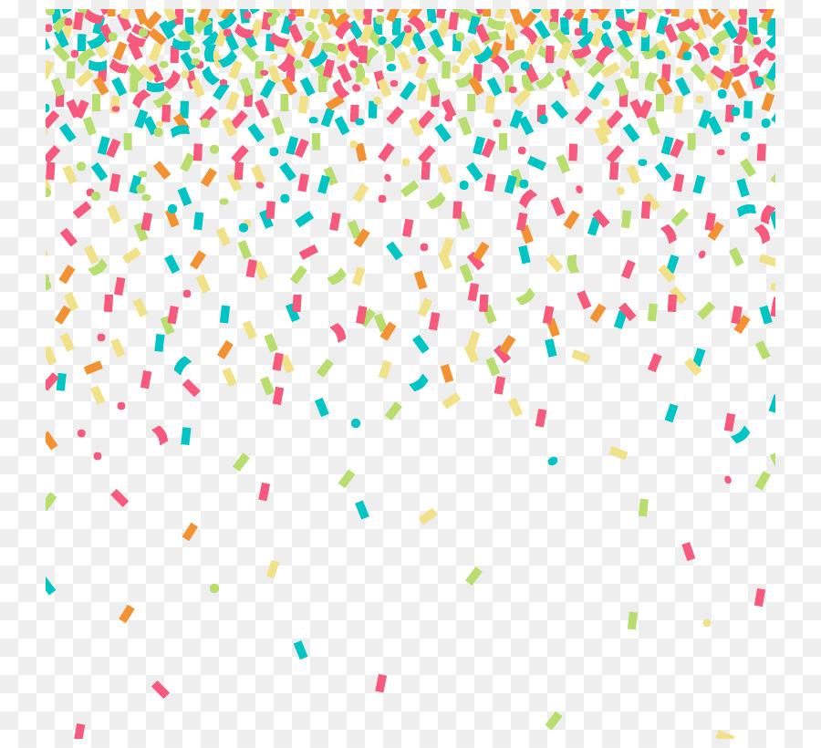 Background clipart confetti. Clip art colored png