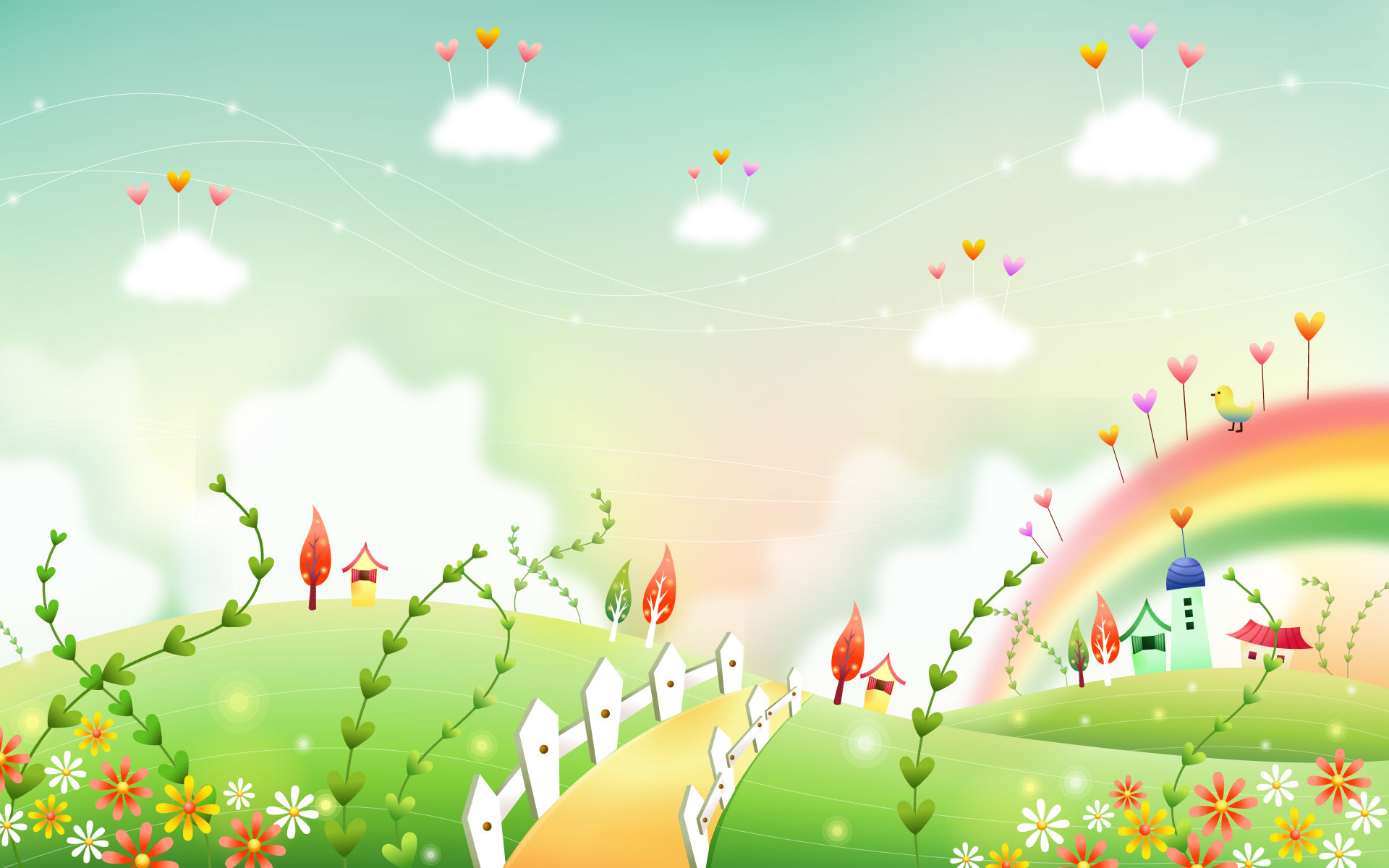 Images x timy. Background clipart cute