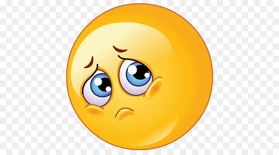 Background clipart emoji. Smiley emoticon sadness animation