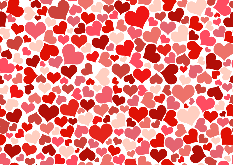 Background clipart heart. Wallpaper free download