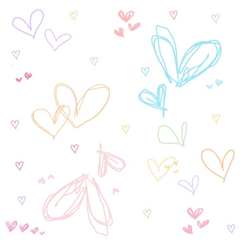 Letters pictures free download. Background clipart heart