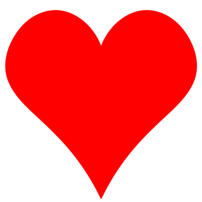 Background clipart heart. Red with no panda