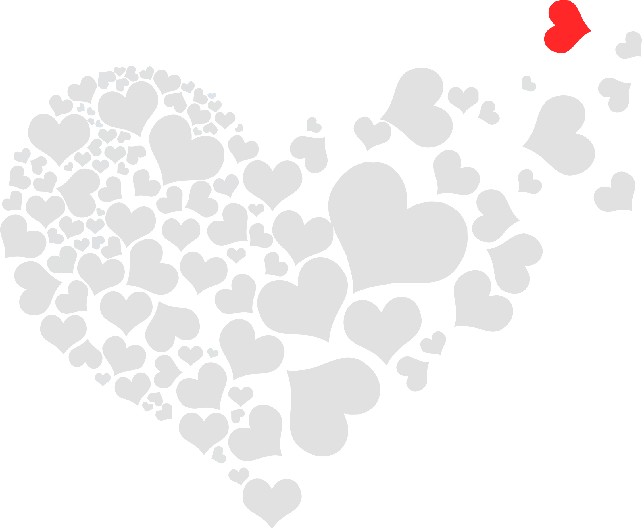 Torn no icons png. Background clipart heart