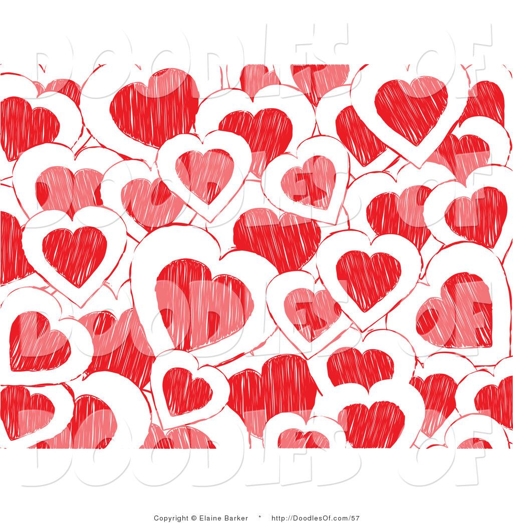 Background clipart heart. Valentine s