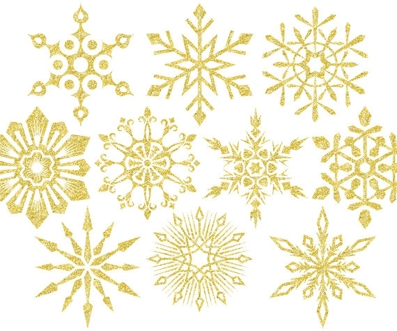 Background clipart holiday. Gold snowflake transparent scrapheap