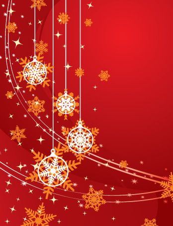 Background clipart holiday. Free christmas ornament snowflake