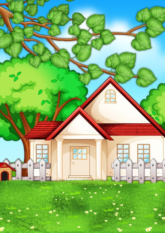Background clipart house.  jpg clip art