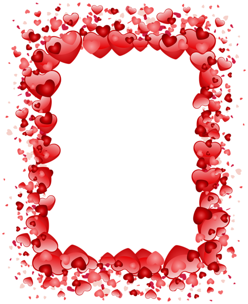 Valentine s day hearts. Background clipart invisible